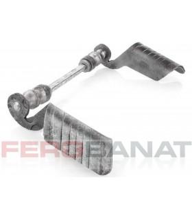 Manere Mn6 fier forjat seturi poarta incuietori casa accesorii
