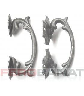 Manere Mn15 fier forjat seturi poarta incuietori casa accesorii