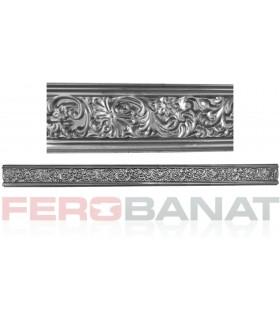 Decorative D83 elemente fluture tabla premium din fier forjat balcon balustrada garduri