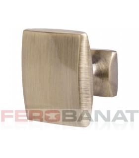 Butoni metal 1 rotund alamit sertare mobila accesorii mobilier