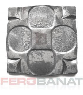 Talpa Tp3 P premium tabla fier forjata elemente de prindere mascare