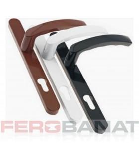 Silduri arc maro negre sau albe interax 90mm broasca usa poarta