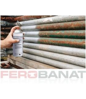 Sprayuri zincare 45% tuburi vopsea anticorozive galvanizare