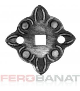 Talpa Tp19 tabla 3mm fier forjata elemente de prindere mascare