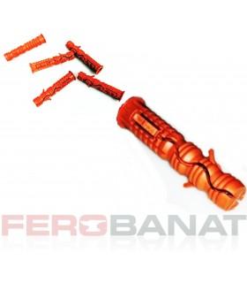 Dibluri profesionale rosii gri sau portocalii fixari prinderi in materiale solide