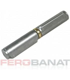 Balamale profilate scurte 16mm si 18mm sudura usi porti accesorii