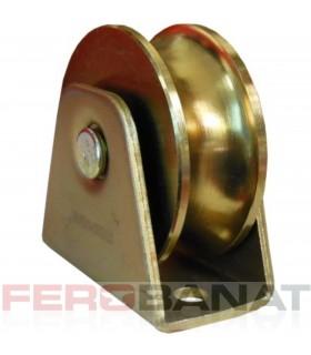 Rola profile semicerc lata diametru 60mm,70mm,80mm,90mm si 100mm usi glisante culisante