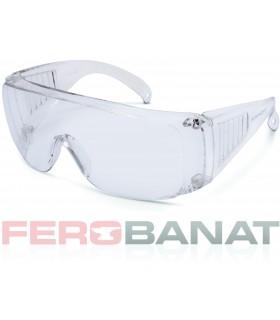 Ochelari protectie transparenti sau fumurii plastic flex bormasina polizor