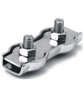Brida dubla pt. cabluri 8mm intinzatoare