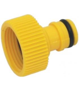 Adaptor plastic FI 3/4