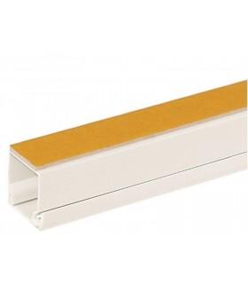 Canal cablu PVC cu adeziv