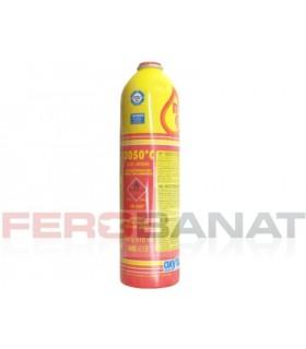 Butelie gaz Oxiturbo 350g doza gaz lampa sudura
