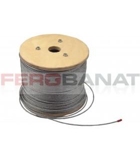 Cabluri din otel pe tambur