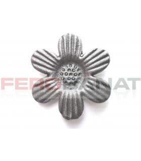 Floare fier forjata F46 turnata rozeta