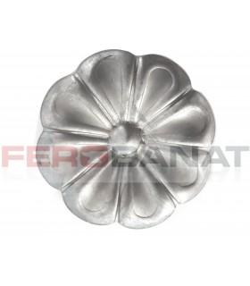 Floare fier forjata F54 tabla rozeta porti garduri