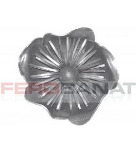 Floare fier forjata F55 turnata rozeta