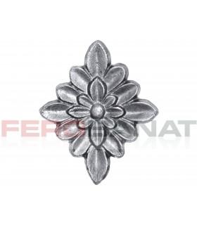 Floare fier forjat F56 turnata