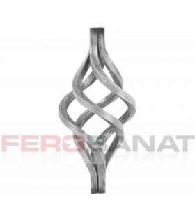 Spirala Es1 fier forjate rasucita spirale rasucite poarta porti
