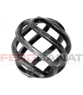 Spirala Es3 fier forjate rasucita spirale rasucite poarta porti