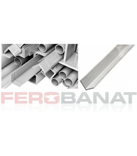 Cornier aluminiu laturi egale bara metal