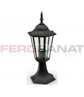 Felinare talpa 7074 7075 cupru negru lampi casa gradina curte terasa electrice