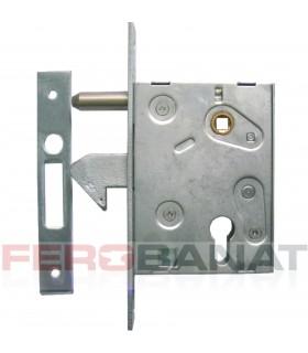 Broasca cu butuc si cioc fara silduri si cheie poarta culisanta usa porti