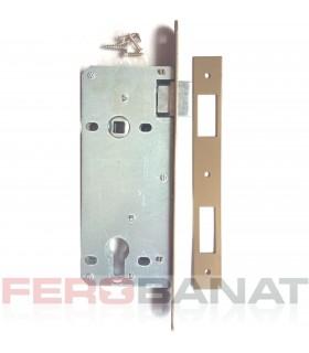 Broasca exterior 90mm V-9040 fara silduri si butuc yala poarta usa