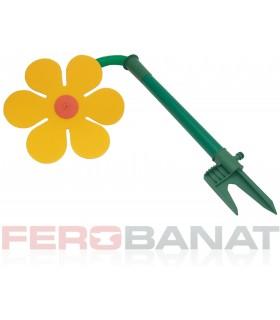 Aspersor floare flexibil tija irigatii gradina casa