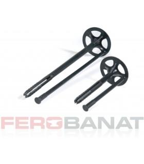 Dibluri polistiren izolatie fatade ventilate tencuiala decorativa