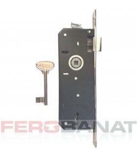 Broasca interior cheie 90mm 151RP fara silduri si butuc usa poarta