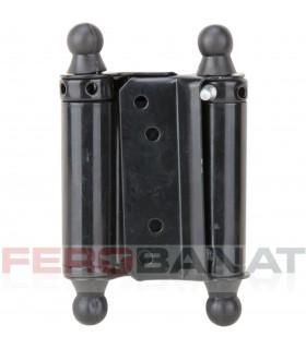 Balamale batante metal usa poarta casa