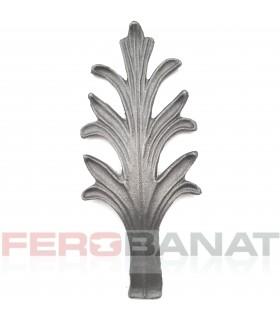 Frunza fier forjat Fr22(3) tabla elemente poarta usa balustrada