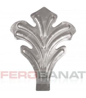Frunza fier forjat Fr30 tabla elemente poarta usa balustrada